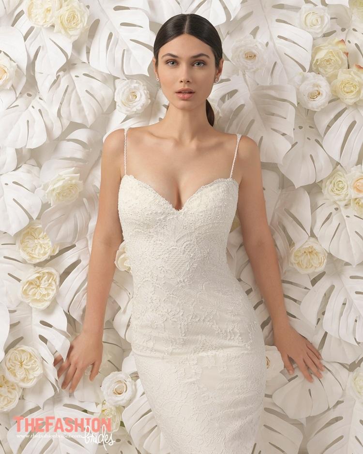 Wedding Gown Guide: Spaghetti Straps | The FashionBrides