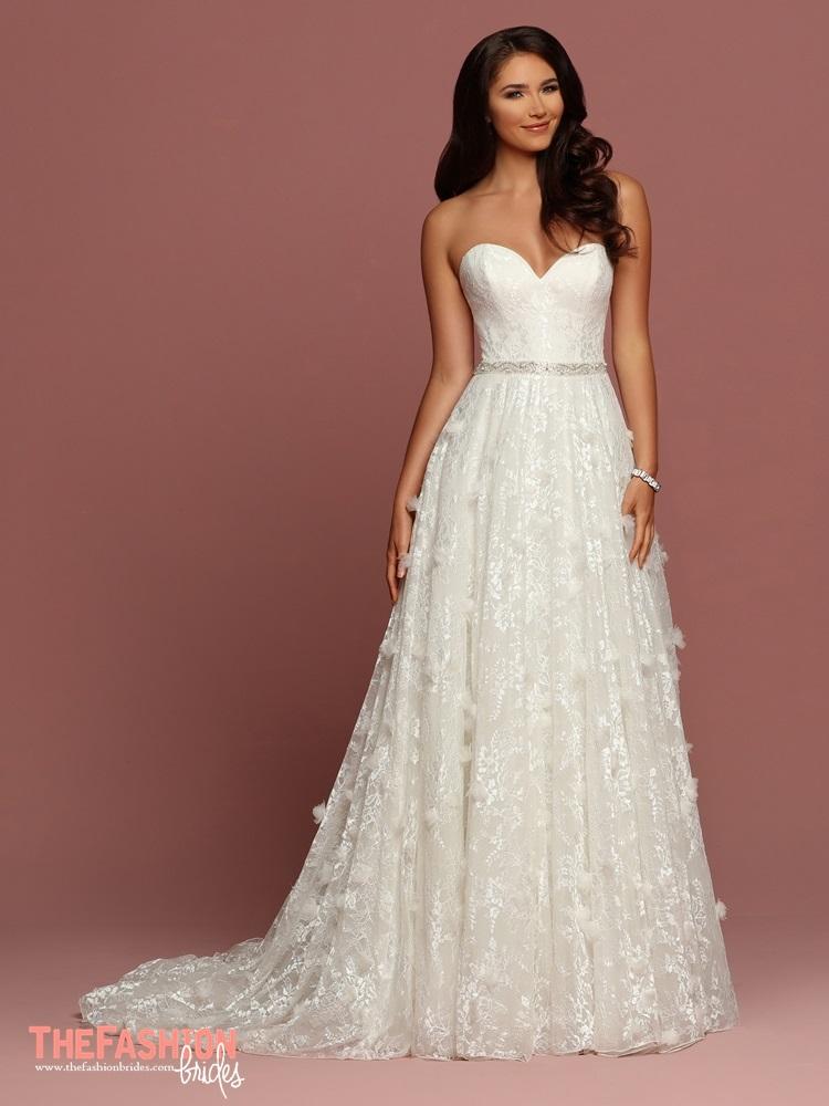 DaVinci 2018 Spring Bridal Collection | The FashionBrides