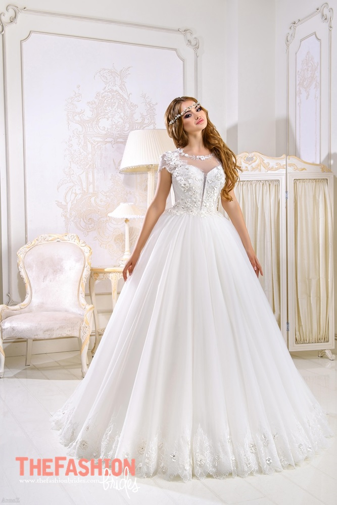Wedding Gown Guide: Princess Bridal Gown