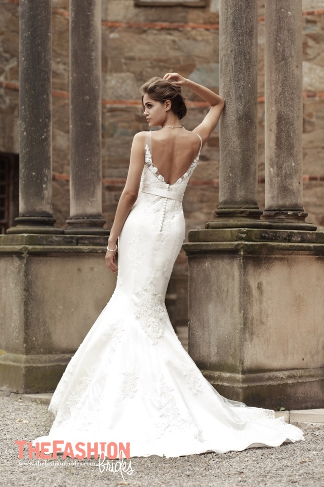 Wedding Gown Guide: Trumpet | The FashionBrides