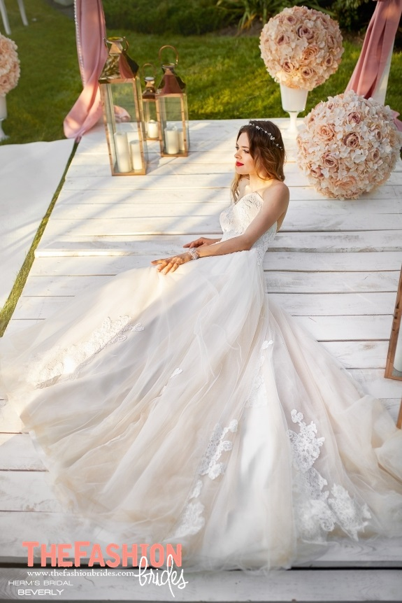 Herms Bridal | The FashionBrides