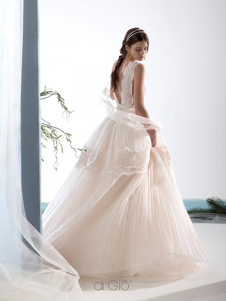 b6d37a8ce646 Le spose di Gio 2018 Fall Bridal Collection – The FashionBrides