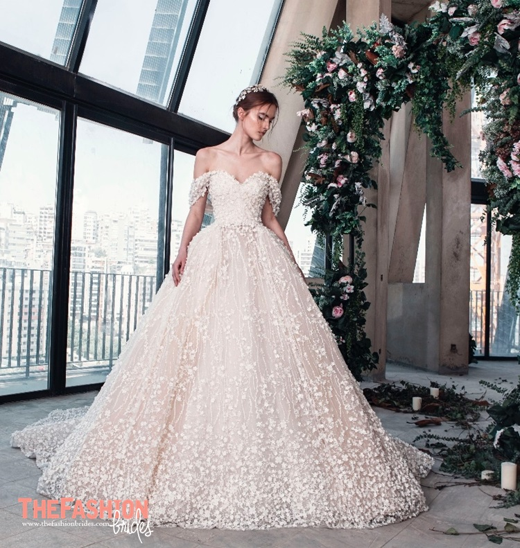 Tony Ward La Mariée Fall 2018 Wedding Dresses: La Mariee By Tony Ward 2019 Spring Bridal Collection