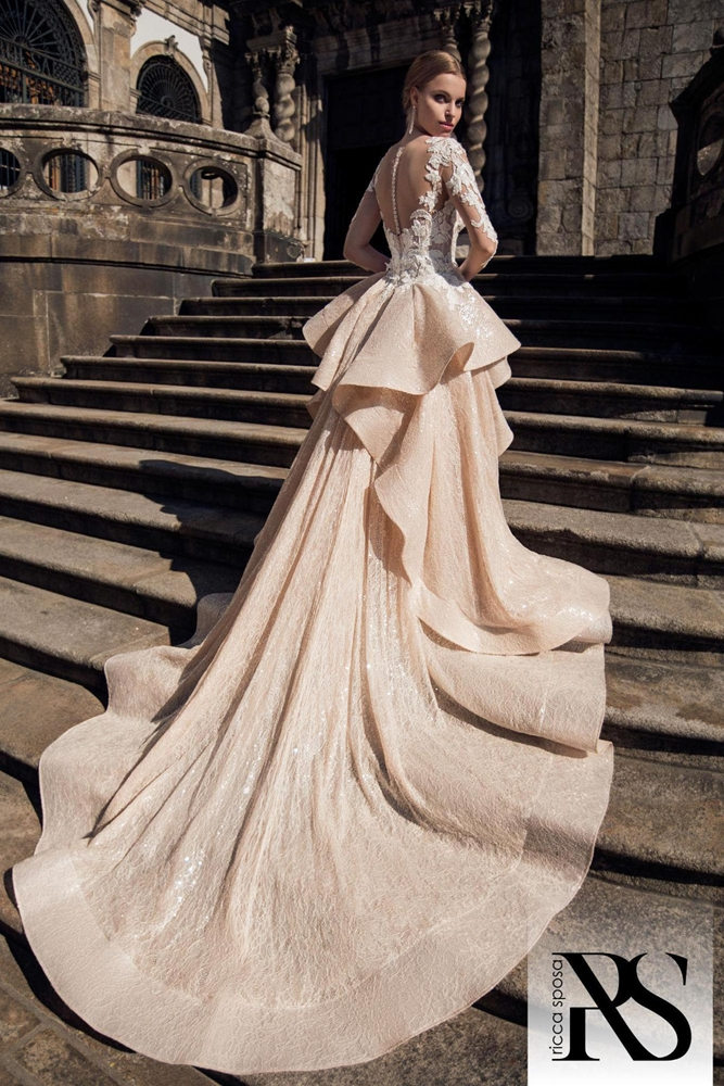 Wedding Gown Guide: Colorful Bridal Gowns | The FashionBrides