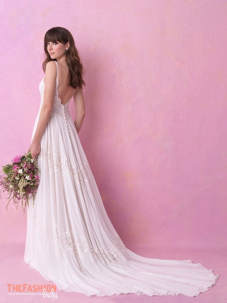Allure Romance 2019 Spring Bridal Collection | The FashionBrides
