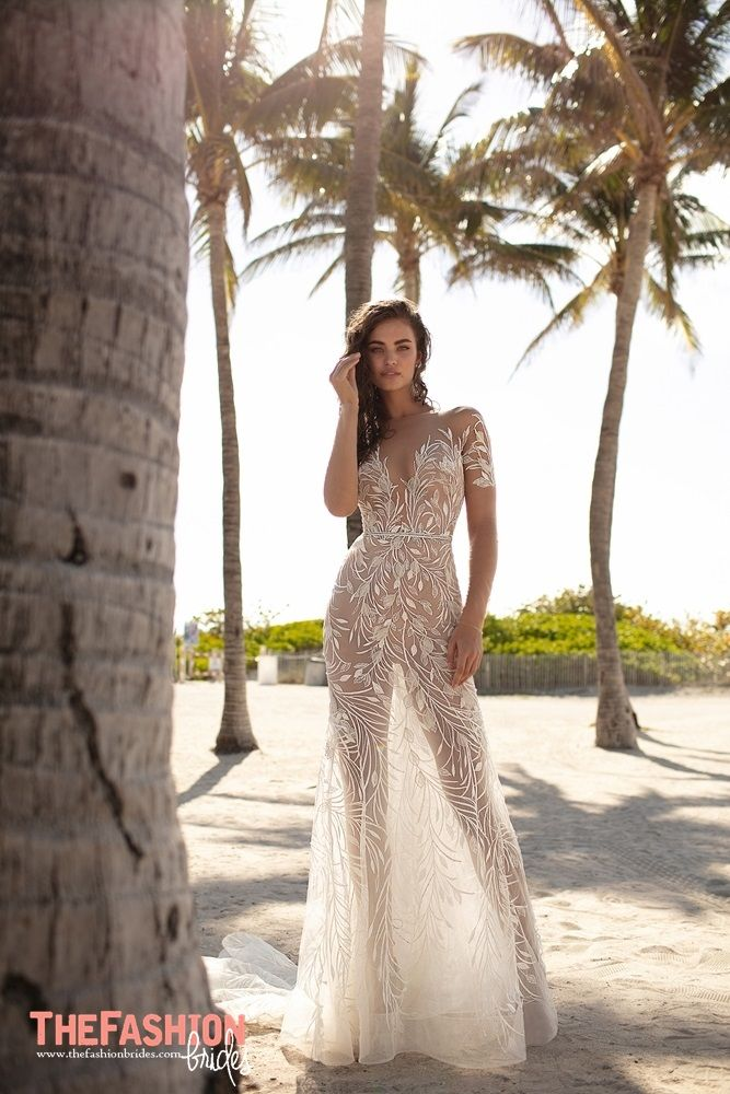 Berta 2019 Spring Bridal Collection The Fashionbrides