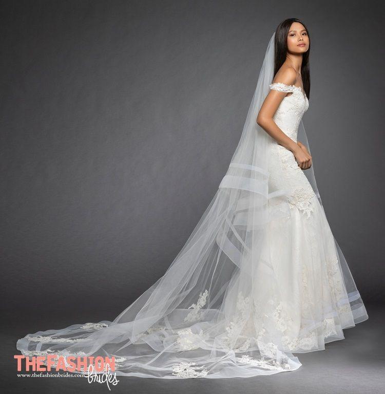 Lazaro Wedding Dress And Bridal Gown Collection: Lazaro-2019-spring-bridal-collection-19