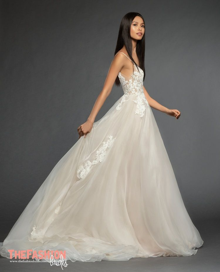 Lazaro Bridal Wedding Dress Collection Fall 2020: Lazaro 2018 Fall Bridal Collection