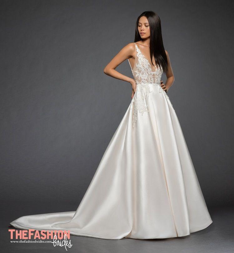 Lazaro Wedding Dress And Bridal Gown Collection: Lazaro 2018 Fall Bridal Collection