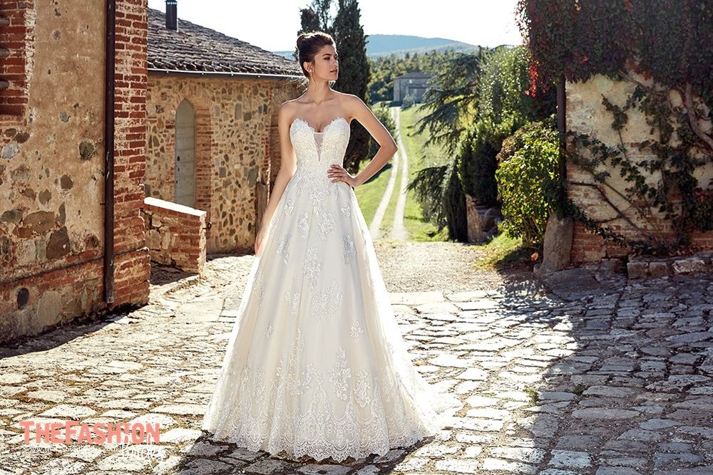Eddy K 2019 Spring Bridal Collection