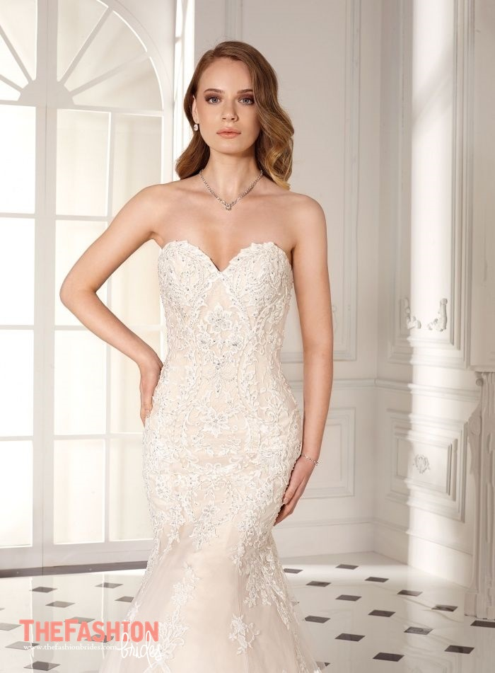 Wedding Gown Guide: Sweetheart Neckline | The FashionBrides