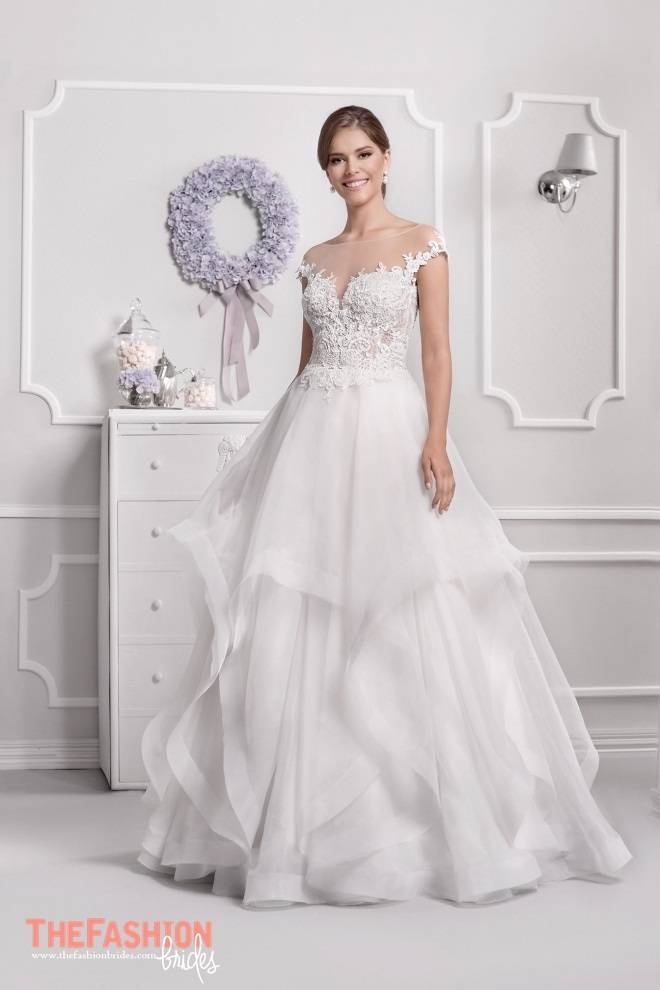241f874835 Agnes Bridal 2019 Spring Bridal Collection. Since the beginning Agnes  Fashion Group was making dreams ...