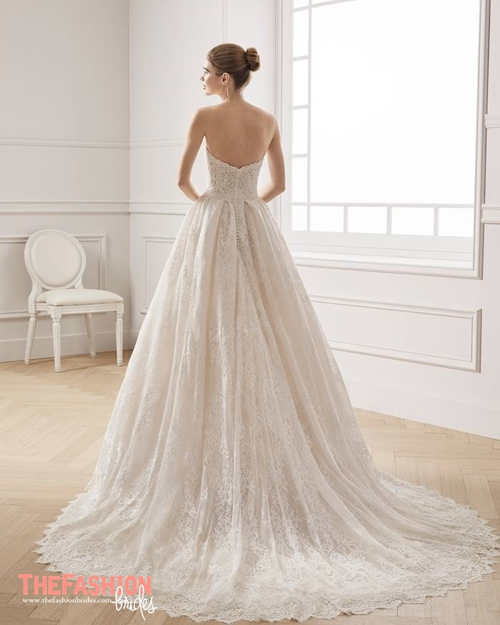 Aire Barcelona 2019 Spring Bridal Collection