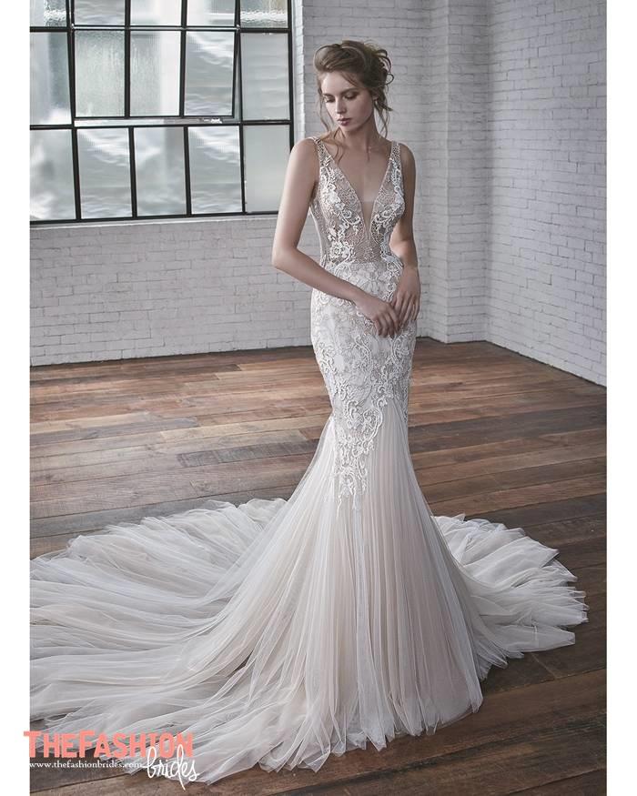The Bridal Collection Real Bride: Badgley Mischka 2019 Spring Bridal Collection