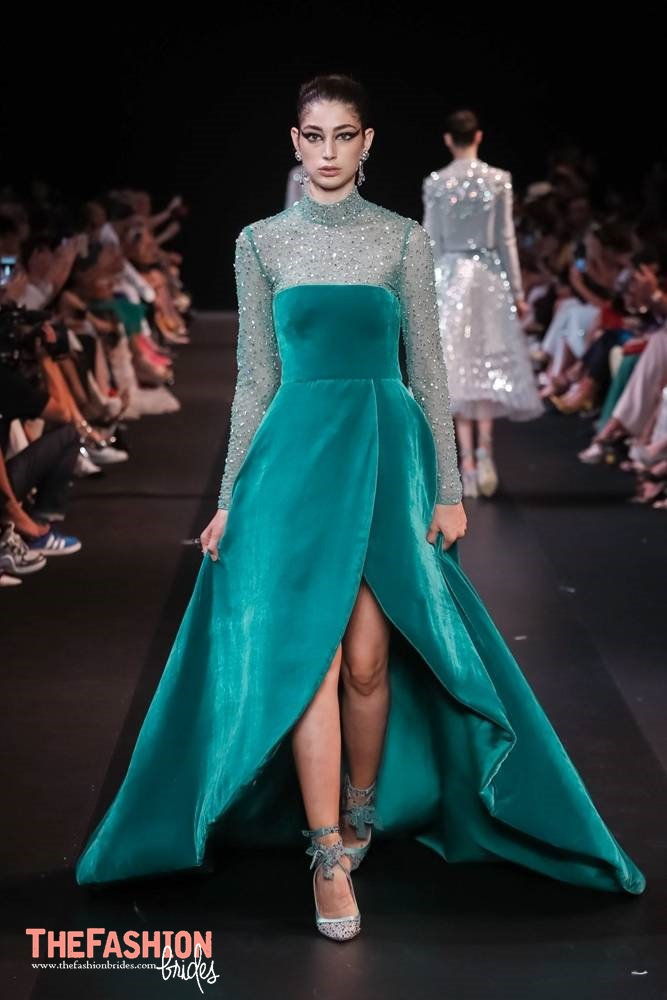 Georges Hobeika 2019 Fall Couture Collection The