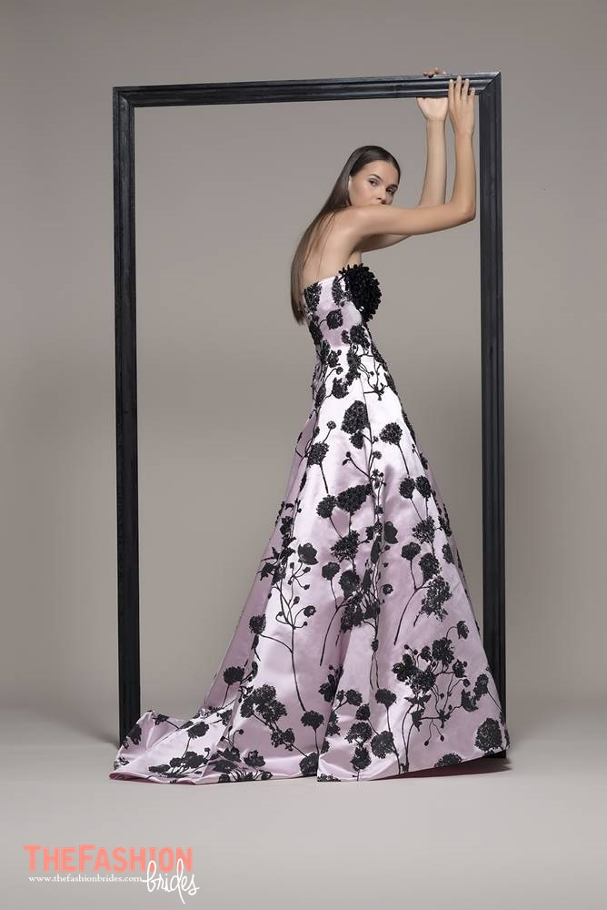Isabel Sanchis 2019 Spring Evening Collection