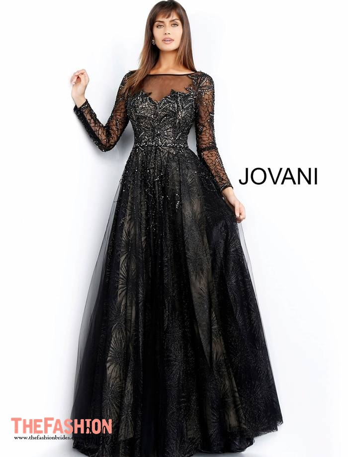 6bd3c108da Jovani 2019 Spring Evening Collection – The FashionBrides