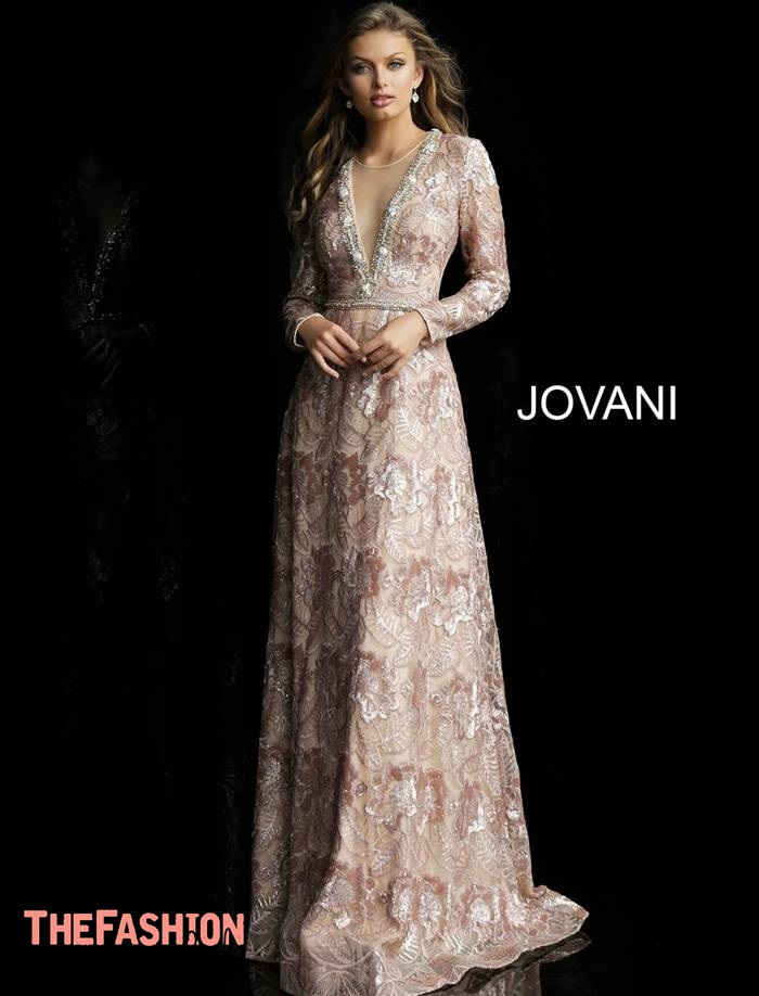 Jovani 2019 Spring Evening Collection The Fashionbrides