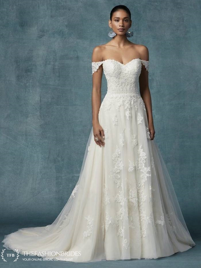 Maggie Sottero 2019 Spring Bridal Collection The