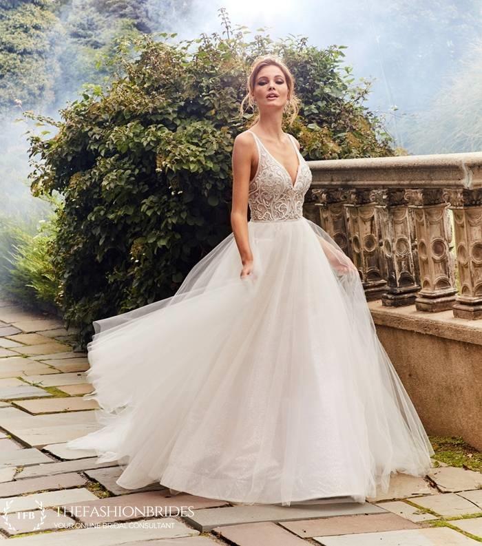 Eve Of Milady Spring 2017 Wedding Dresses: Eve Of Milady 2019 Spring Bridal Collection