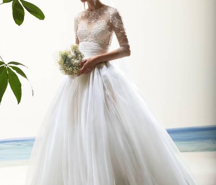 04b174e76084 Le spose di Gio 2019 Spring Bridal Collection