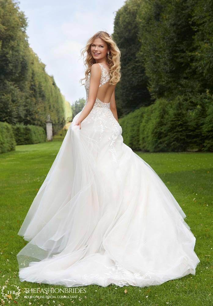 Mori Lee 2019 Spring Bridal Collection The Fashionbrides