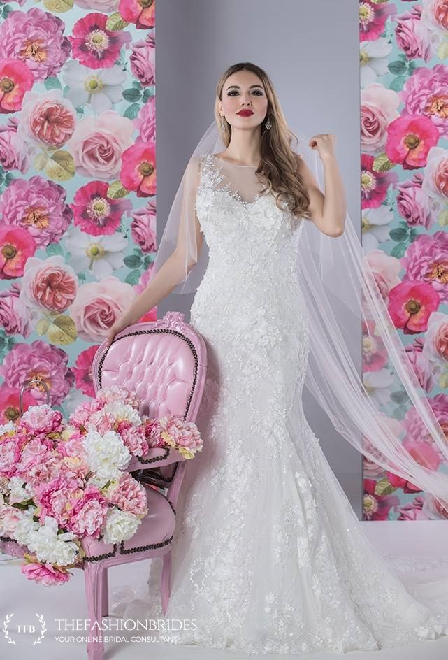 White Rose 2019 Spring Bridal Collection The Fashionbrides