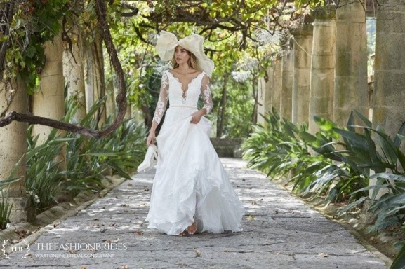 6360bc38ce28 Assia Spose 2019 Spring Bridal Collection – The FashionBrides