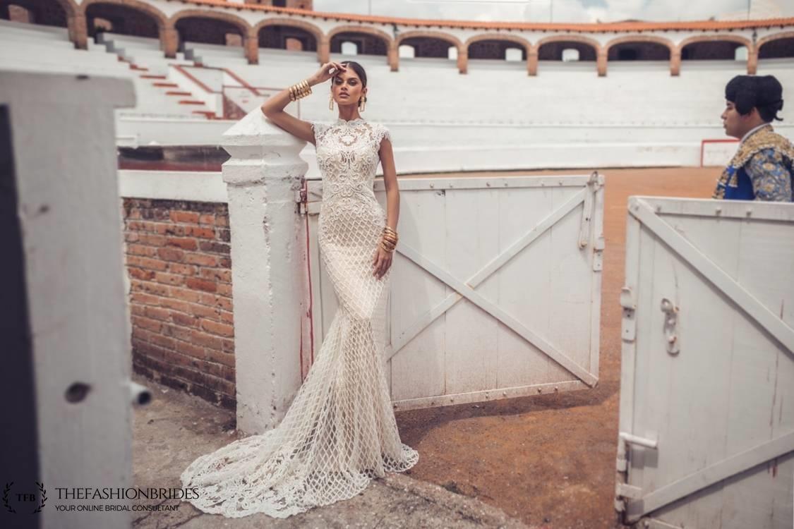Julie Vino 2019 Spring Bridal Collection