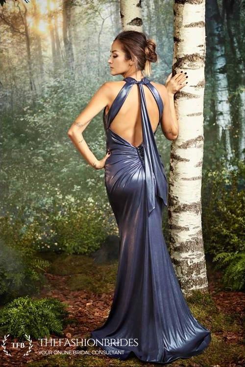 b1d28e0b9ce4 Bianca Brandi 2019 Spring Evening Collection – The FashionBrides