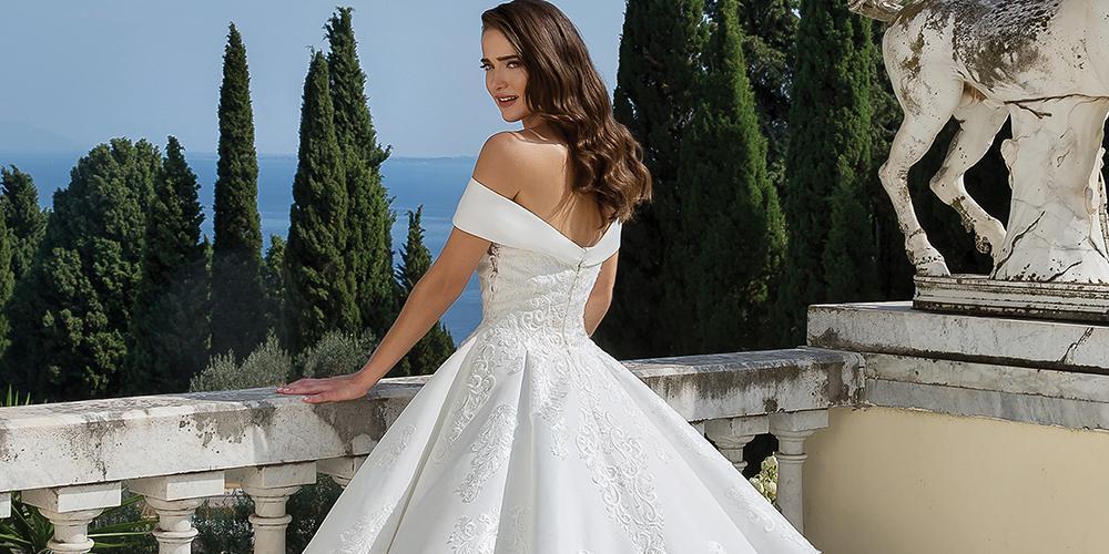 Justin Alexander 2019 Fall Bridal Collection