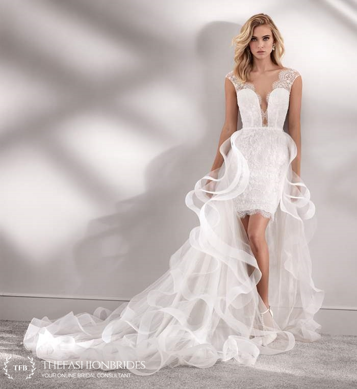 Nicole Spose Couture 2020 Spring Bridal Collection