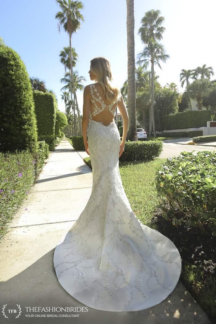 Randy Fenoli 2019 Spring Bridal Collection – The FashionBrides