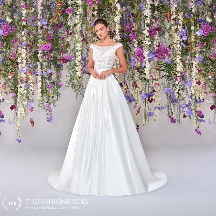 Naviblue 2019 Wedding Dresses Dolly Collection: Atelier Eme 2020 Spring Bridal Collection