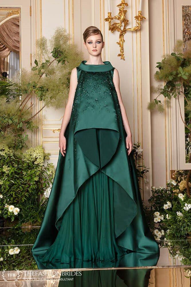 Rami Al Ali 2020 Spring Evening Collection The Fashionbrides