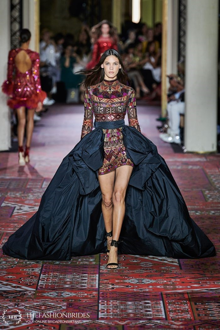 Zuhair Murad 2020 Winter Couture Collection The