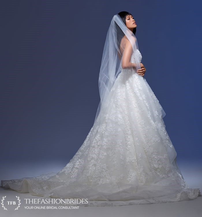 Lazaro Bridal Wedding Dress Collection Fall 2020: Lazaro 2020 Spring Bridal Collection